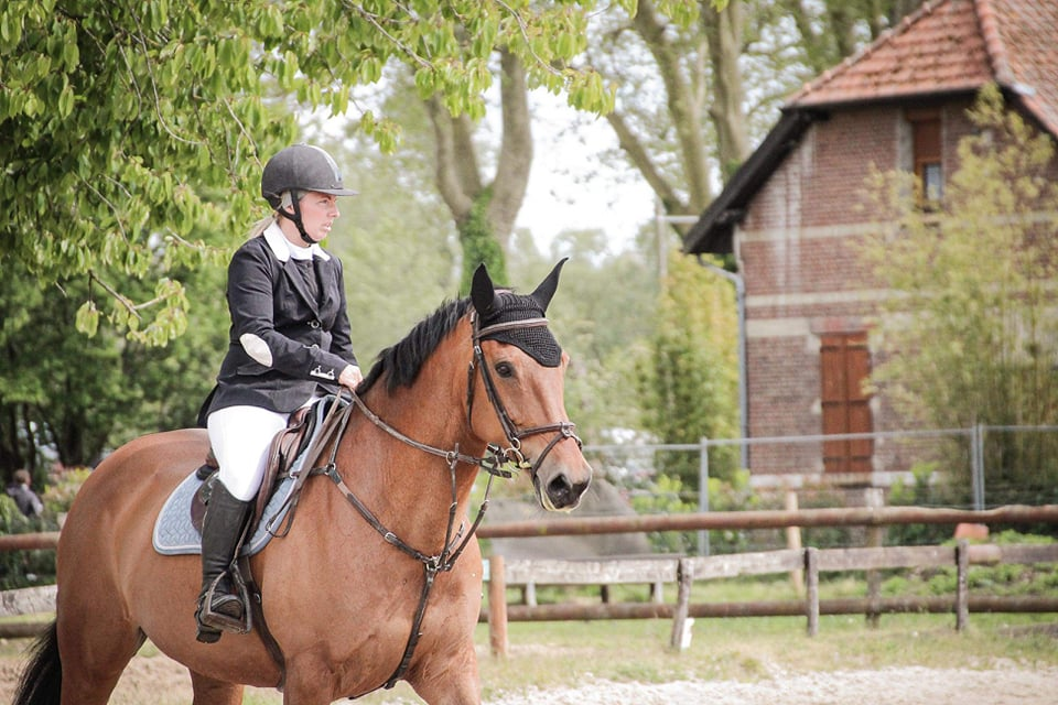 cours equitation normandie